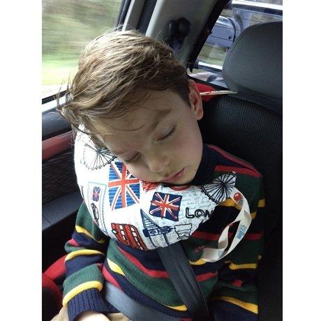 Almofada para Dormir no Carro Nanadini