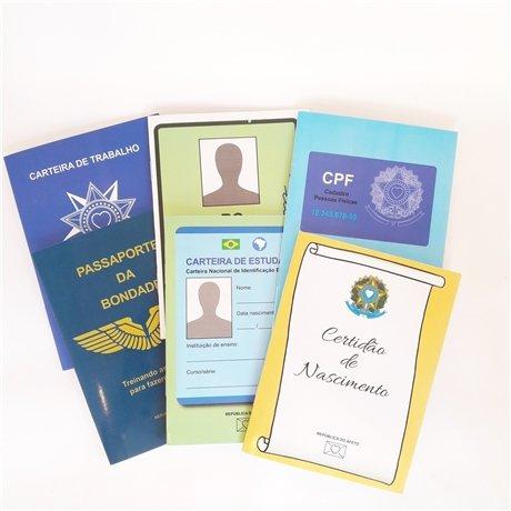 Cadernetas Educativas: República do Afeto