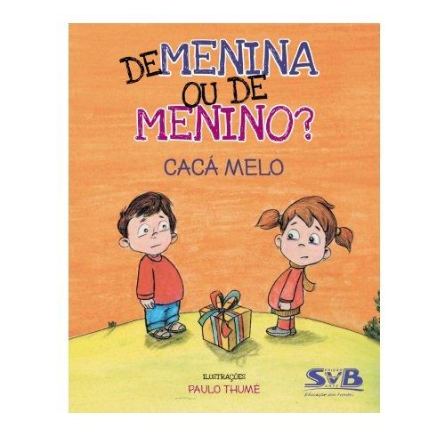 Livro Infantil: De Menina ou de Menino?