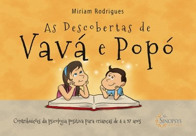 Livro Infantil: As Descobertas de Vavá e Popó