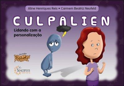 Livro Infantil: Culpalien: Lidando com a personalização