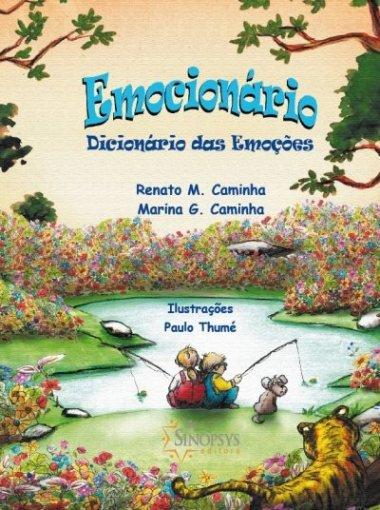 Livro Infantil: Emocionário: Dicionário das Emoções