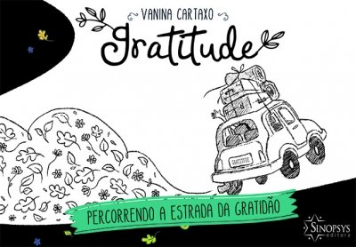 Livro Infantil: Gratitude