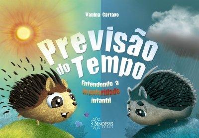 Livro Infantil: Previsão do Tempo: Entendendo a Bipolaridade Infantil
