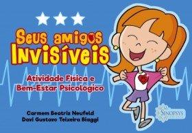 Livro Infantil: Seus Amigos Invisíveis