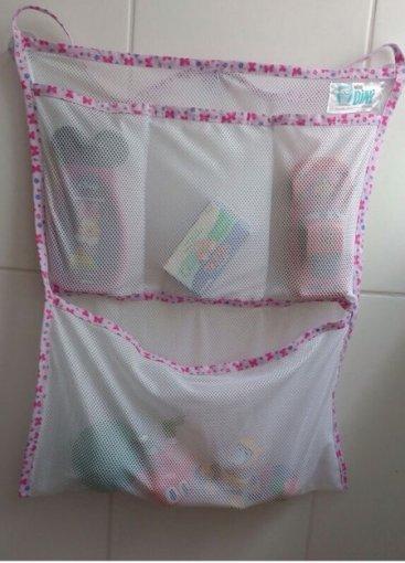 Organizador para Brinquedos no Banho Molhadini