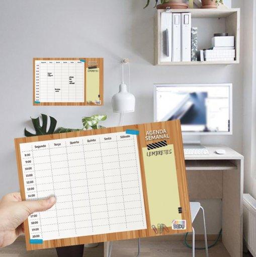 Planner: Agenda Semanal