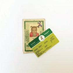 Imagem - Adesivo para Identificação – Autismo cód: 850