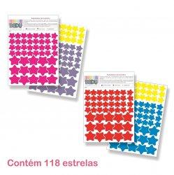 Imagem - Adesivos de Incentivo - Estrelas cód: v1030