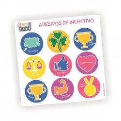 Imagem - Adesivos de Incentivo - Motivacionais cód: 797