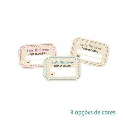 Imagem - Adesivos para Leite Materno cód: 670