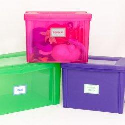 Imagem - Adesivos para Organizar Brinquedos cód: 671