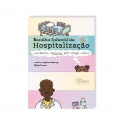 Imagem - Baralho Infantil da Hospitalização: Pensamentos para Situações Difíceis cód: 843