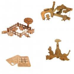 Imagem - Brinquedos de Papelão cód: 684