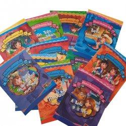 Imagem - Clássicos Encantados Baby - 12 livros cód: 2470