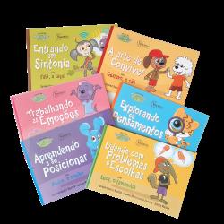 Imagem - Coleção de Livros Infantis Habilidades para Vida cód: 2362