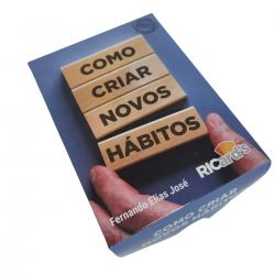 Imagem - Como Criar Novos Hábitos: 100 Cards para Criação e a Modificação de Hábitos cód: 2425