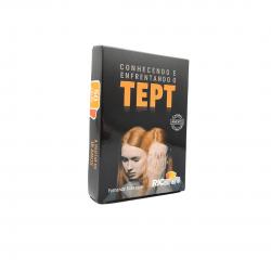 Imagem - Conhecendo e Enfrentando o TEPT: 50 CARDS para conhecer e enfrentar o transtorno de estresse pós-traumático cód: 2570