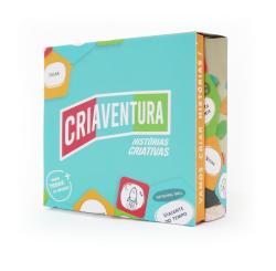 Imagem - Criaventura - Um jogo de criar histórias cód: 2339