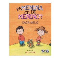 Imagem - Livro Infantil: De Menina ou de Menino? cód: 631