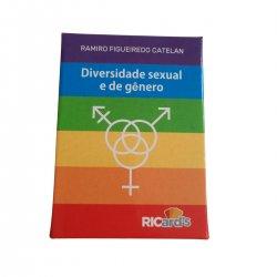 Imagem - DIVERSIDADE SEXUAL E DE GÊNERO: 100 CARDS INFORMATIVOS SOBRE GÊNERO E SEXUALIDADE cód: 2523