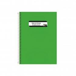 Imagem - Etiqueta Escolar para Livros e Cadernos (Nome e Disciplina) - Futebol cód: 646