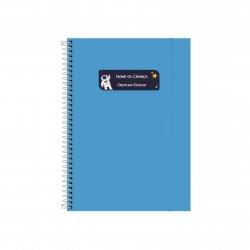 Imagem - Etiqueta Escolar para Livros e Cadernos (Nome e Disciplina) - Meninos e Personagens cód: 648
