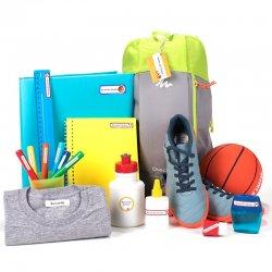 Imagem - Etiquetas Escolares: Esportes e Diversão cód: 637