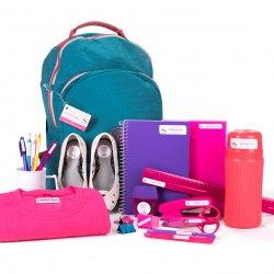 Imagem - Etiquetas Escolares: Meninas cód: 641