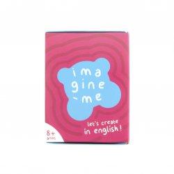 Imagem - Imagine-me THREE: em inglês cód: 956