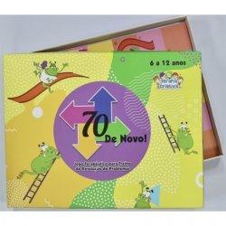 Imagem - Jogo Terapêutico: 70 de Novo! cód: 599