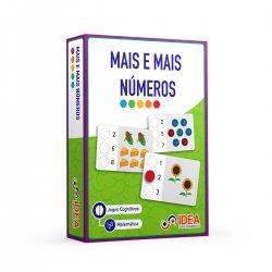 Imagem - Jogos: Mais e Mais Números cód: 2451