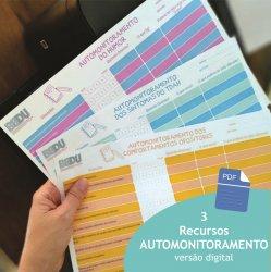 Imagem - Kit AUTOMONITORAMENTO - Versão Digital (PDF) cód: 1202