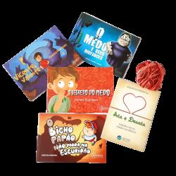 Imagem - Kit de Livros sobre Medos na Infância cód: 2369