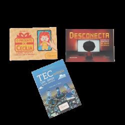 Imagem - Kit de Livros sobre Uso de Tecnologia cód: 2372