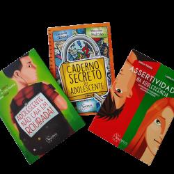 Imagem - Kit de Livros Trabalhando com Adolescentes cód: 2371