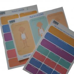 Imagem - Kit Documentação do Paciente: Conceitualização Cognitiva, Folha de Evolução e Tríade Cognitiva | 3 Blocos cód: 2413