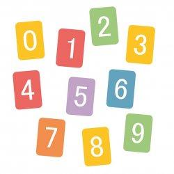 Imagem - Kit Imã dos Números (0 a 9) cód: 1727