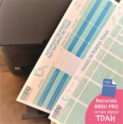 Imagem - Kit TDAH - 2 Recursos - Versão Digital (PDF) cód: 1194