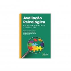 Imagem - Livro: Avaliação Psicológica: Contextos De Atuação, Teoria E Modos De Fazer cód: 2502