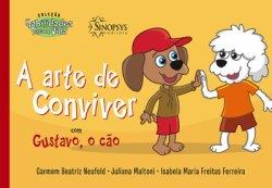 Imagem - Livro Infantil: A Arte de Conviver com Gustavo, o Cão cód: 376