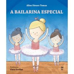 Imagem - Livro Infantil: A Bailarina Especial cód: 819
