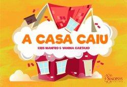 Imagem - Livro Infantil: A Casa Caiu cód: 488