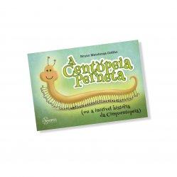 Imagem - Livro Infantil: A Centopeia Perneta cód: 377