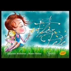 Imagem - Livro Infantil: À flor da pele cód: 832