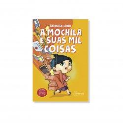 Imagem - Livro Infantil: A mochila e suas mil coisas cód: 2548