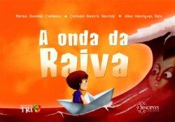 Imagem - Livro Infantil: A Onda da Raiva cód: 426