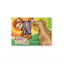 Imagem - Livro Infantil: Adão tem medo de cão cód: 2542