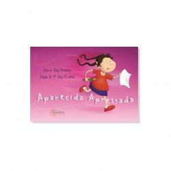 Imagem - Livro Infantil: Aparecida Apressada cód: 371