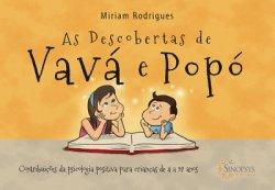 Imagem - Livro Infantil: As Descobertas de Vavá e Popó cód: 380